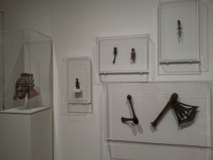 """University Collections Gallery: African Art,"" Harvard Art Museums, Cambridge, Massachusetts."